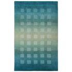 Lundin Hand-Loomed Blue Area Rug Rug Size: Runner 2'3
