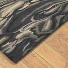 Terrill Hand Tufted Wool Gray Area Rug Rug Size: Rectangle 8' x 10'