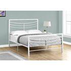 Haney Platform Bed Size: Full, Color: White