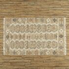 Monterrey Hand-Woven Wool Area Rug Rug Size: Rectangle 2' x 3'