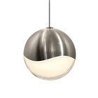 Grapes? 1-Light Pendant Size: Medium, Finish: Satin Nickel