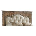 Chatelet Upholstered Mantle Panel Headboard Size: Queen