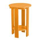 Patricia Balcony Table Finish: Bright Orange