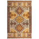 Heritage Hand-Knotted Area Rug Rug Size: 3' x 5'