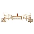 6 Piece Coffee Table Set