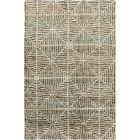 Bjorn Chocolate/Ivory Area Rug Rug Size: Rectangle 3'3