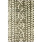 Bjorn Mocha/Olive Area Rug Rug Size: Rectangle 5' x 8'