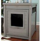 Ace Litter Box Enclosure Color: Grey