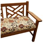 Indoor/Outdoor Sunbrella Bench Cushion Size: 48