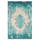 Looking Glass Hand-Tufted Lake Indoor Area Rug Rug Size: Rectangle 9' x 13'
