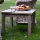 Earnest Side Table Finish: Natural