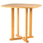 Myers Teak Bar Table