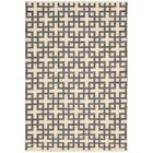 Maze Dove Area Rug Rug Size: Rectangle 7'9