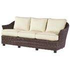 Sonoma Patio Sofa with Cushions Fabric: Brisa Distressed Dove Grey