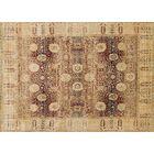 Zehner Red/Gold Area Rug Rug Size: Rectangle 13' x 18'