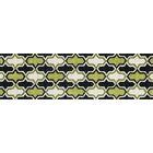 Maziarz Hand-Tufted Black/Green Area Rug Rug Size: Runner 2'3