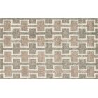 Maziarz Hand-Tufted Brown Area Rug Rug Size: Rectangle 7'9