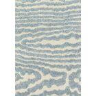 Dania Ivory/Light Blue Area Rug Rug Size: Runner 2'3