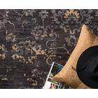 Leffel Hand-Woven Gray Area Rug Rug Size: Rectangle 9'6