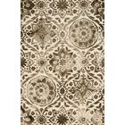 Kirsch Hand-Hooked Taupe Area Rug Rug Size: Rectangle 5' x 7'6