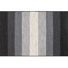 Barta Hand-Braided Black/Ivory Indoor/Outdoor Area Rug Rug Size: Rectangle 7'9