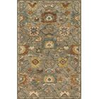 Durkee Gray Area Rug Rug Size: Rectangle 3'6