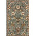 Durkee Blue Area Rug Rug Size: Rectangle 5' x 7'6