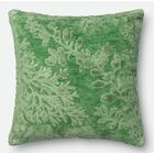 Northrup Pillow Cover Color: Kiwi