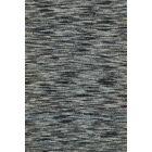 Turcios Hand-Woven Black/Gray Area Rug Rug Size: Rectangle 9'3