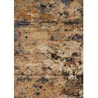 Dangelo Orange/Gray Area Rug Rug Size: Rectangle 3'11