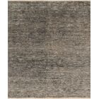 Moiseiev Hand-Knotted Gray Area Rug Rug Size: Rectangle 2' x 3'