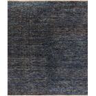 Moiseiev Hand-Knotted Blue Area Rug Rug Size: Rectangle 4' x 6'