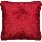 Wyckoff Throw Pillow Color: Red
