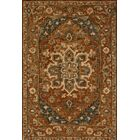 Watertown Wool Brown Area Rug Rug Size: Rectangle 3'6