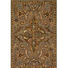 Watertown Gray/Brown Area Rug Rug Size: Rectangle 3'6