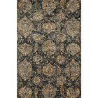 Gray/Beige Area Rug Rug Size: Rectangle 3'9