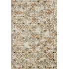 Ivory/Taupe Area Rug Rug Size: Rectangle 9'3