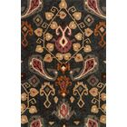 Zambrano Black Area Rug Rug Size: Rectangle 7'9