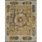 Keithley Hand-Knotted Dune Stone Area Rug Rug Size: Rectangle 7'9