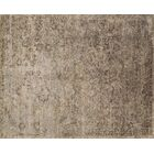 Leffel Hand-Woven Brown Area Rug Rug Size: Rectangle 9'6