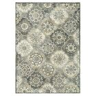 Keiper Gray/Sage Area Rug Rug Size: Rectangle 7'6