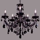 Rialto 5-Light Candle Style Chandelier Crystal: Swarovski Strass, Finish: Gold Plated