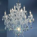Rialto 12-Light Candle Style Chandelier Finish: Chrome