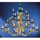 Ridgewood 28-Light Candle Style Chandelier