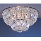 Empress 9-Light Semi-Flush Mount Crystal Type: Crystalique-Plus