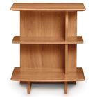 Sarah Nightstand Color: Bright White Maple