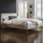 Palmer Upholstered Platform Bed Size: California King