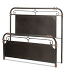 Artem Panel Headboard and Footboard Size: California King