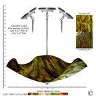 Signature� Camellia 3-Light Novelty Chandelier Shade Color: Treebark