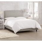 Ingrid Upholstered Panel Bed Size: Twin